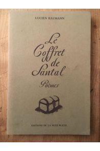 Le coffret de Santal, poèmes