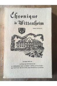 Chronique de Wittenheim