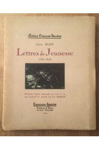 Léon Bloy Lettres de jeunesse (1870-1893)