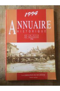 Annuaire historique de la Ville de Mulhouse 1994