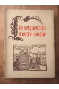 Les seigneuries d'Outre-Siagne, de la Reine Jeanne à François 1er