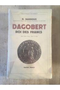 Dagobert, roi des Francs