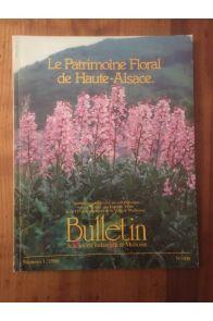 Le patrimoine floral de Haute-Alsace