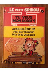 Le Petit Spirou tome 2, Tu veux mon doigt ?