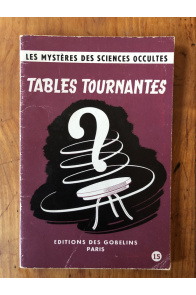 Tables tournantes