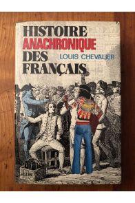 Histoire anachronique des français