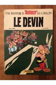 Astérix, Le Devin