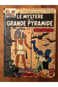 Le mystère de la grande pyramide, tome 1, Le papyrus de Manéthon