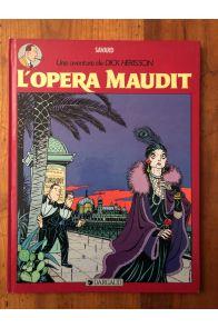 Une Aventure de Dick Hérisson, Tome 3 : L'Opéra maudit