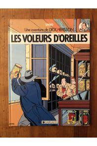 Une aventure de Dick Herisson, tome 2, Les voleurs d'oreilles