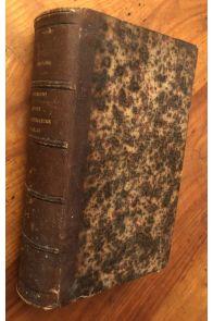 Histoire de la littérature française sous le gouvernement de Juillet 1830-1848