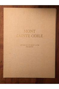 Mont Saint Odile Aquarelles de Robert Kuven