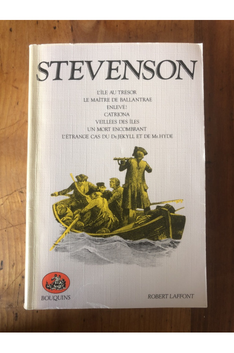 Oeuvres de Stevenson