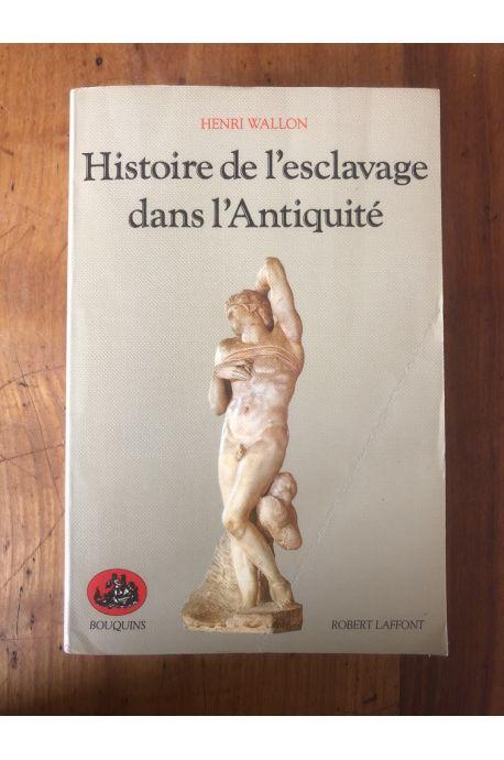 Histoire de l'esclavage dans l'Antiquité