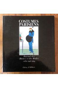 Costumes parisiens, volume 2, Journal des Dames et des Mondes 1913-1914