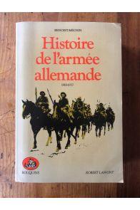 Histoire de l'armée allemande, Tome 1, 1918-1937