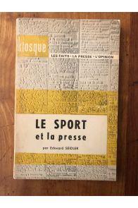 Le sport et la presse