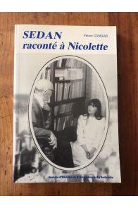 Sedan raconté à Nicolette