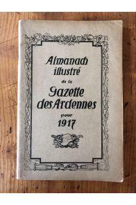 Almanach illustré de la Gazette des Ardennes pour 1917