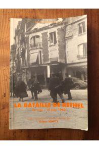 La bataille de Rethel - 16 mai−10 juin 1940 : textes, documents et photos