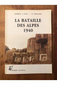 La Bataille des Alpes, 1940 - synthèse des journaux d'opérations des unités