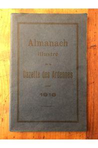 Almanach illustré de la Gazette des Ardennes 1916