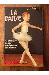 La Danse, les principes de son enseignement aux enfants