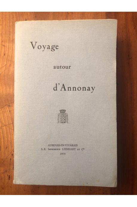 Voyage autour d'Annonay