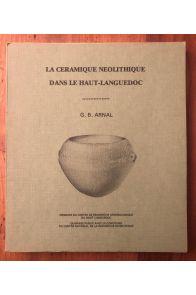 La céramique néolithique dans le Haut-Languedoc