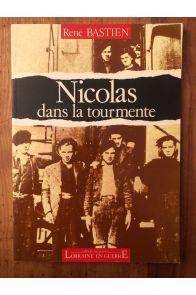Nicolas dans le tourmente
